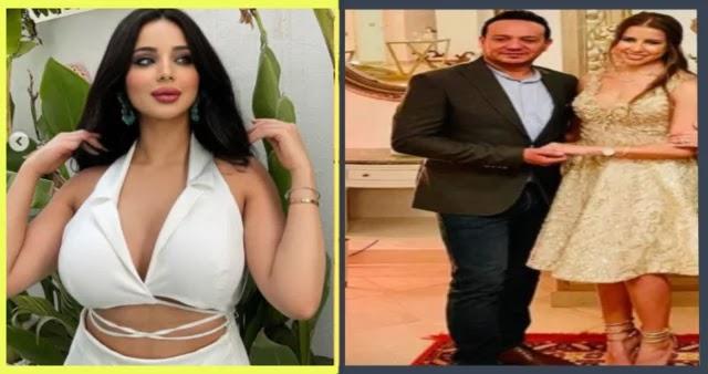 أول رد فعل لرملة الذويبي على زواج طليقها علاء الشابي (فيديو)