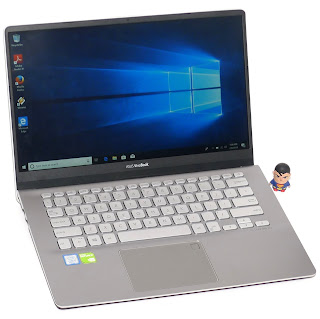 Jual Laptop ASUS VivoBook S430F Core i7 Gen.8
