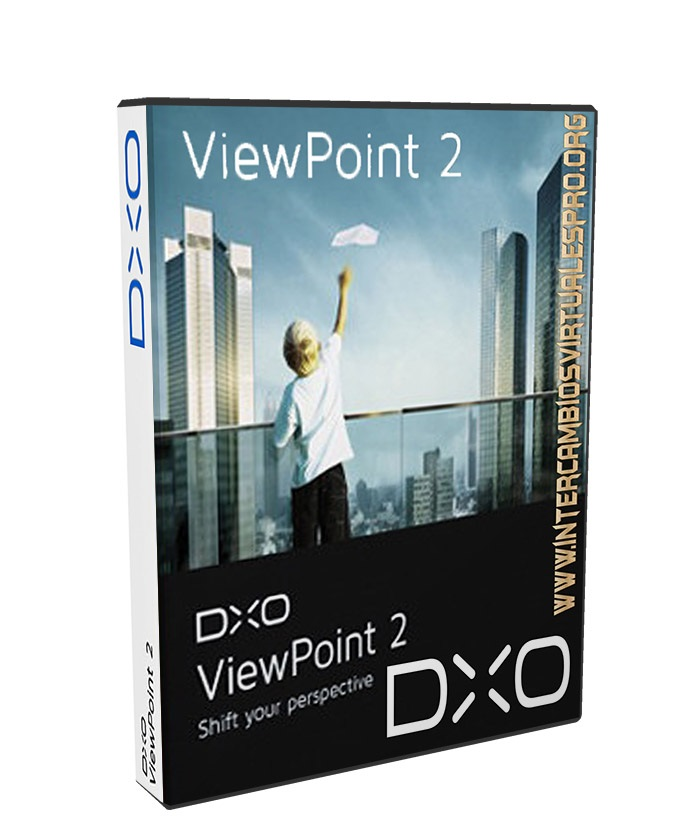 DxO ViewPoint 2.5.15 Build 88 poster box cover