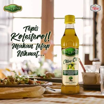 Minyak Zaitun Medina Olive Oil