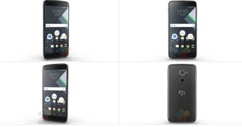 2016 DTEK60 BlackBerry Leaks Online 5.5-inch, SD 820, and cost