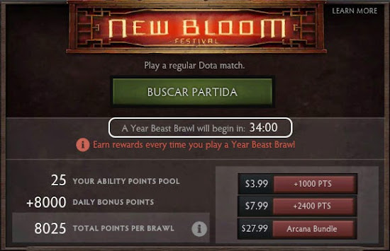 New Bloom DOTA 2
