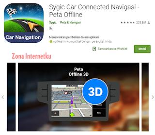 Sygic Car Connected Navigasi - Peta Offline