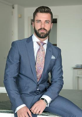 Gay Model Hector de Silva