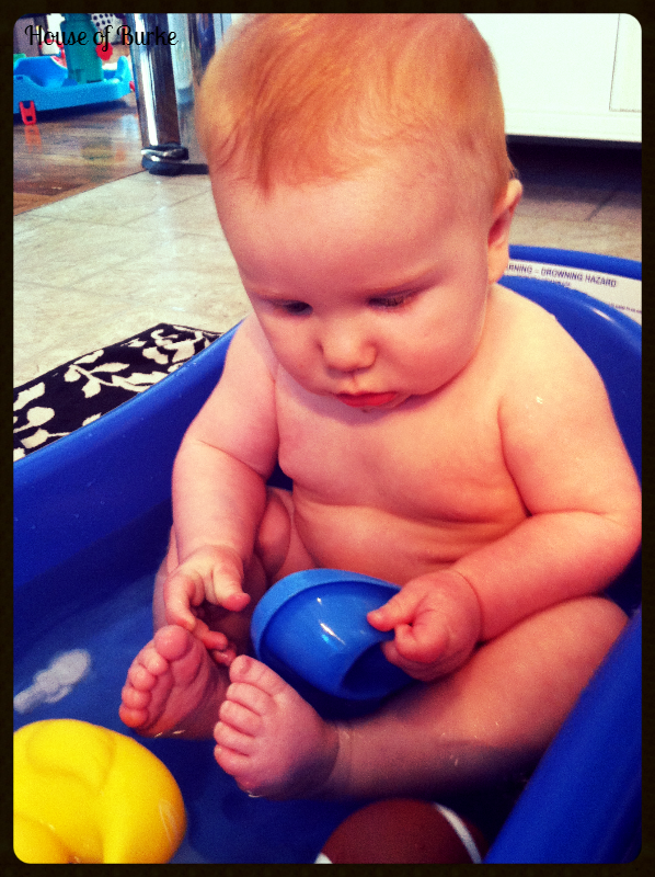 House Of Burke Water Play Sensory Exploration For Baby