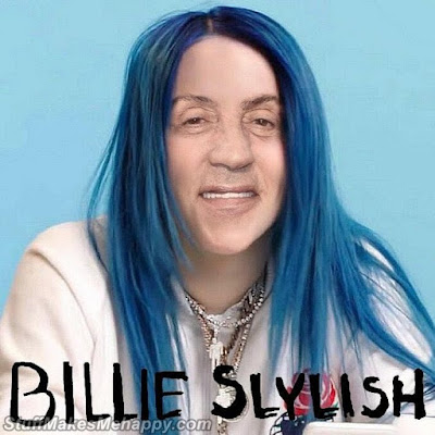 Sylvester Stallone and Billie Eilish