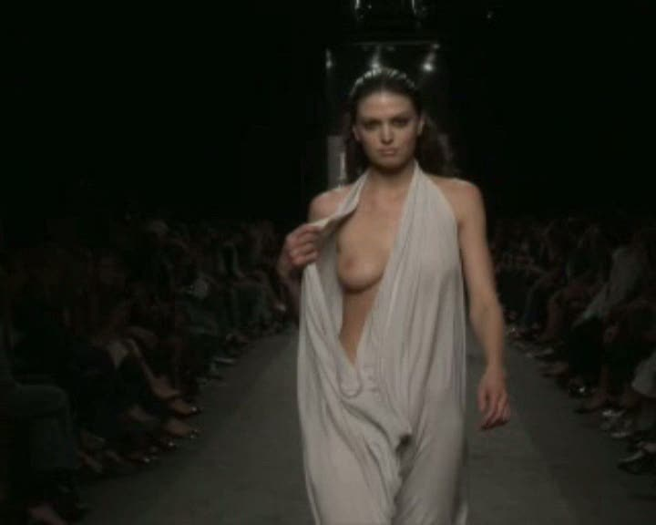 Fashion Tv Naked Video