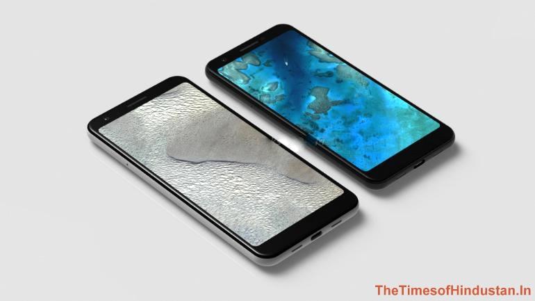 thetimesofhindustan.in pixel 3A confirmed as on google store website