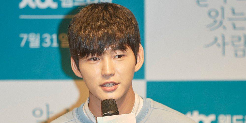 Aktor Lee Won Geun mendaftar sebagai perwira polisi wajib