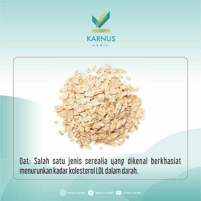 Komposisi Alga Gold Cereal