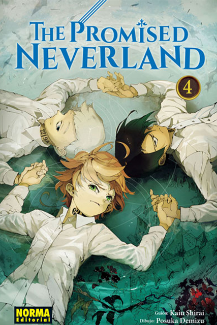 the-promised-neverland - Mostrar Mensajes - naruto29