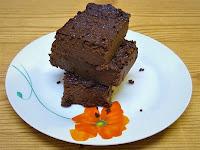 Flourless and Sugar-Free Brownies (Nut-Free, Paleo, Gluten-Free, Keto, LCHF, Sugar-Free, Vegan).jpg