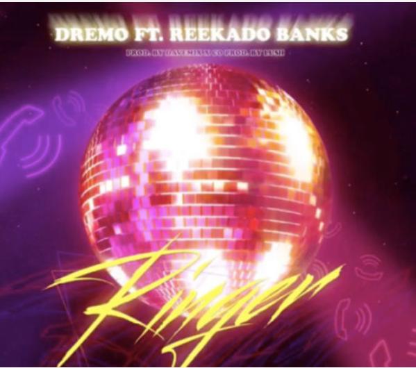 [MUSIC DOWNLOAD] RINGER - DREMO ft Reekado Banks