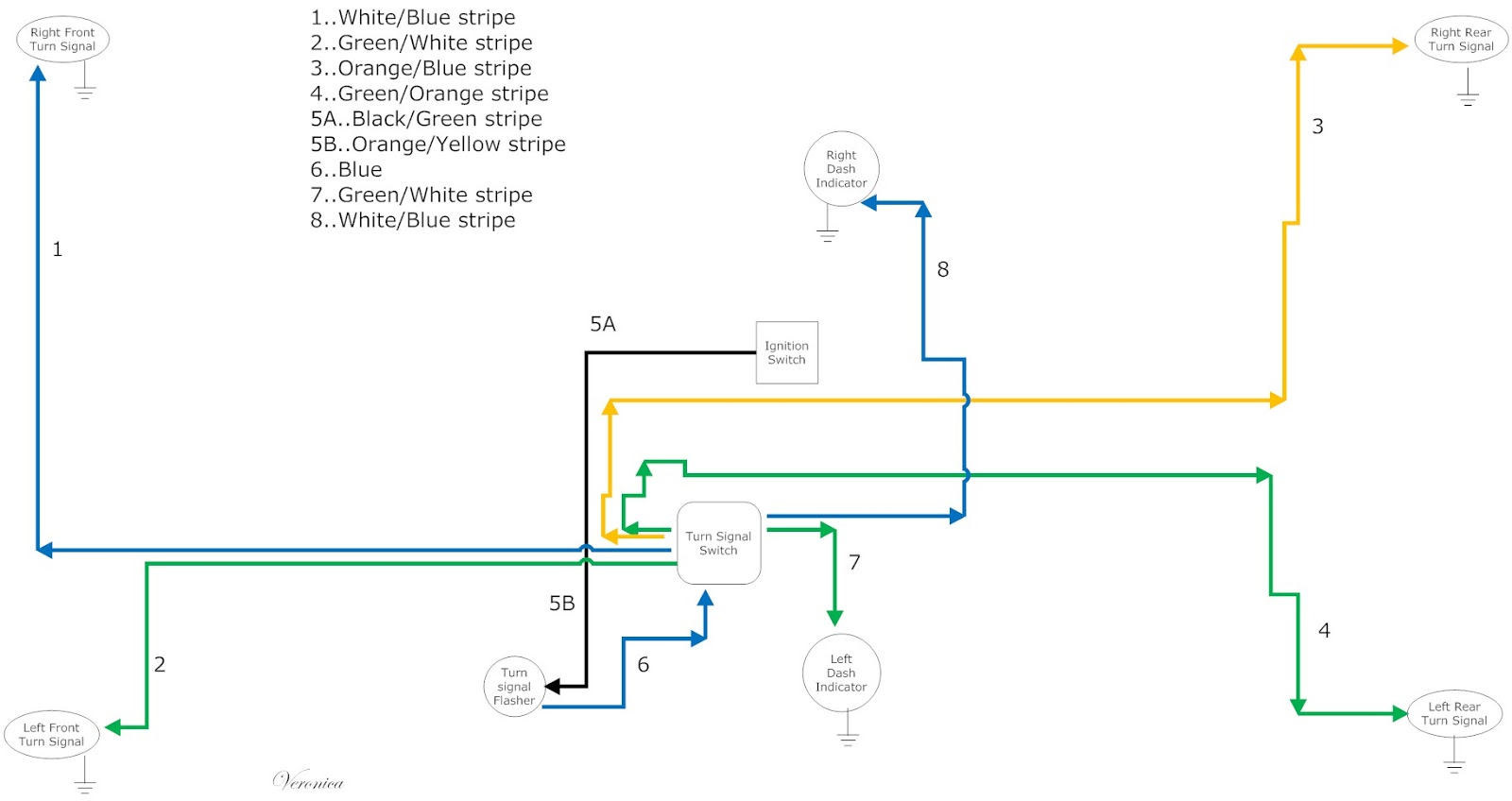 WRG-4671] Ford F150 Turn Signal Wiring Diagram on