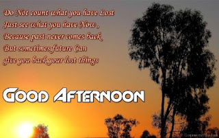 good afternoon image free download