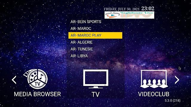 IPTV STB Smart Emulator portal
