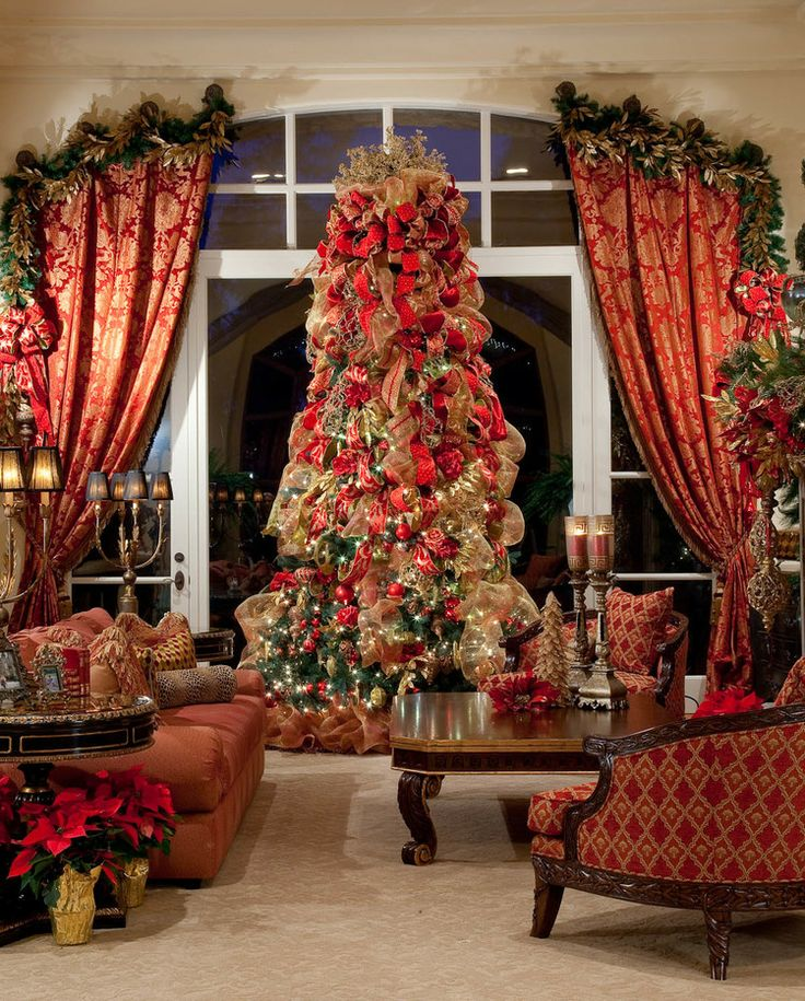 Holiday: Beautiful Christmas Trees