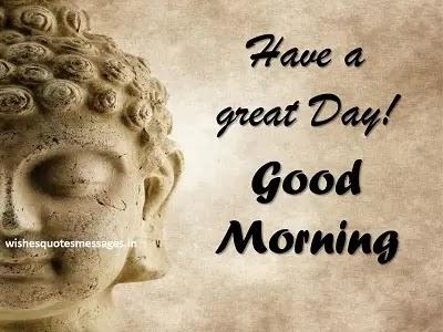 Good Morning Buddha Images hd