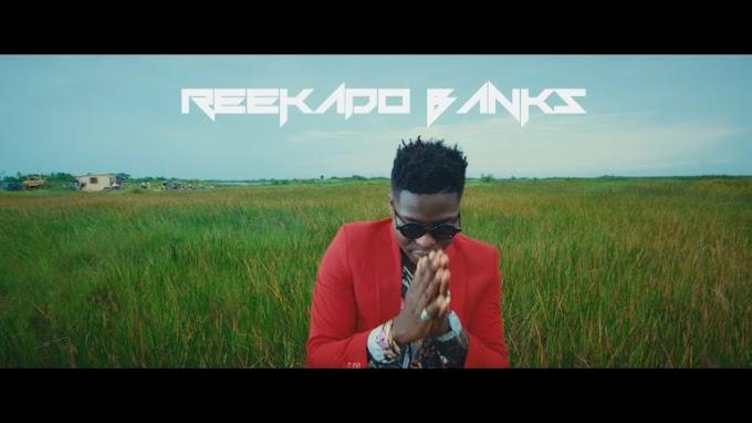 [VIDEO] Reekado Banks – Blessings On Me   MP4 DOWNLOAD