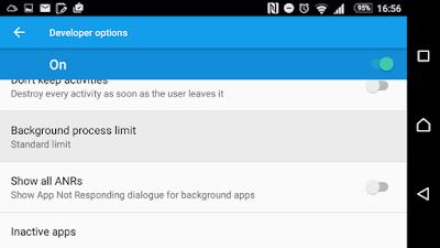 5 Fitur Rahasia / Tersembunyi Android di Developer Option