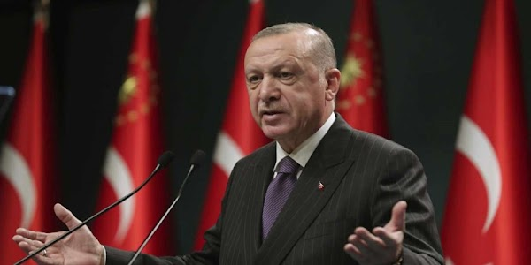 Presiden Erdogan Godok Penyusunan Konstitusi Baru Turki