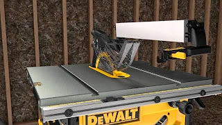 this is your ultimate jobsite table saw. Workshop capacity. Jobsite Power