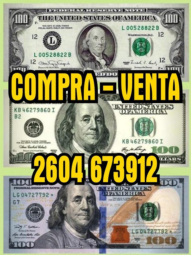 COMPRA - VENTA DE DOLARES