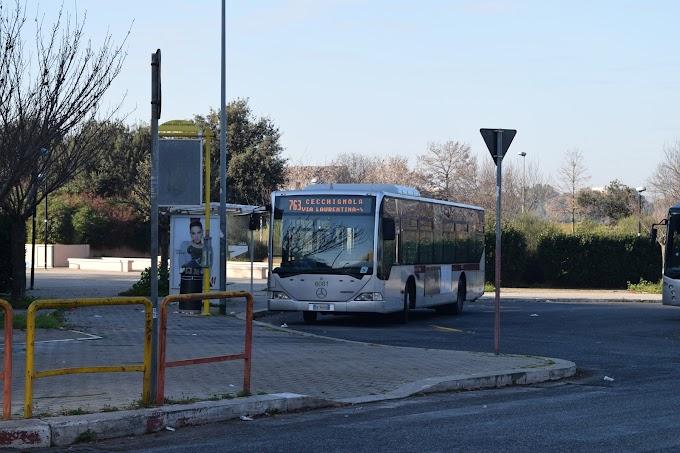 Situazione del trasporto pubblico di Roma di martedì 26 maggio