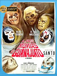 Santo vs Las Momias De Guanajuato (1972) Latino [480p] [Google Drive] Onix