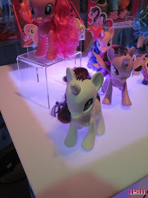Action Friends Brushables for 2016 - Rarity