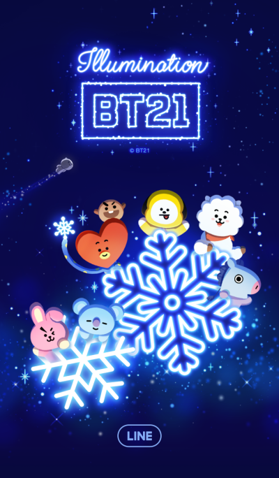 BT21: Luminary Friends
