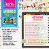 Nuffnang : Atria World Book Fest March 2016