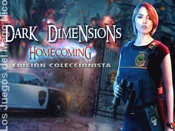 DARK DIMENSIONS: HOMECOMING - Guía del juegoy vídeo guía A