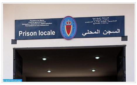 المندوبية العامة لإدارة السجون وإعادة الإدماج توفد لجنة مركزية للتحقيق في فرار سجين معتقل بالسجن المحلي طنجة 1
