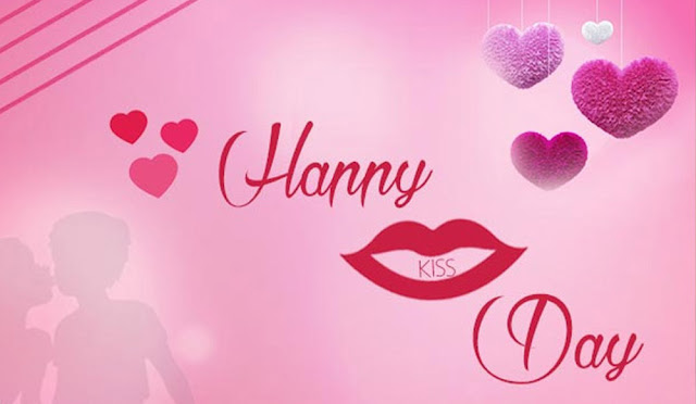 funny kiss day