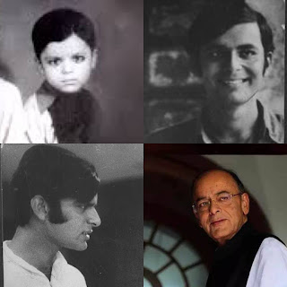 Some Rare Picture of Arun Jaitley