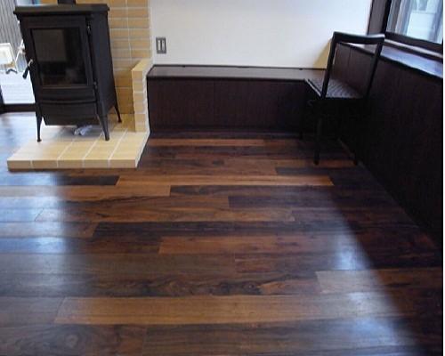 Sàn gỗ tự nhiên chiu liu - Sản phẩm mới
