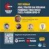Webinar antara Dirjen Vokasi dengan Forum Direktur Vokasi Swasta Indonesia (FDVSI)