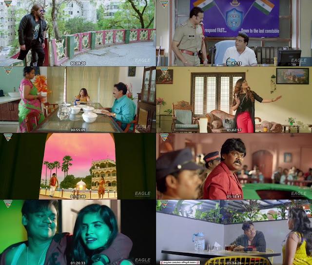 Nene Kedi No. 1 2019 Hindi Dubbed 720p WEBRip