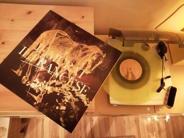 Edition vinyle de l'album Il francese