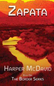 { Zapata by Harper McDavid - TLC Book Tours }
