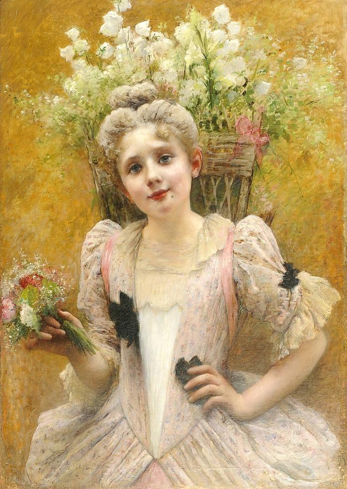 "Indian-born British painter-"" Valentine Cameron Prinsep 1838-1904"""