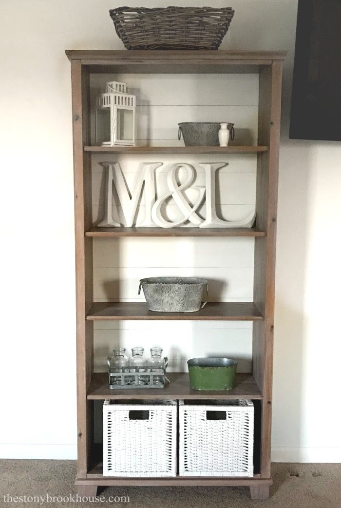 Bookshelf start