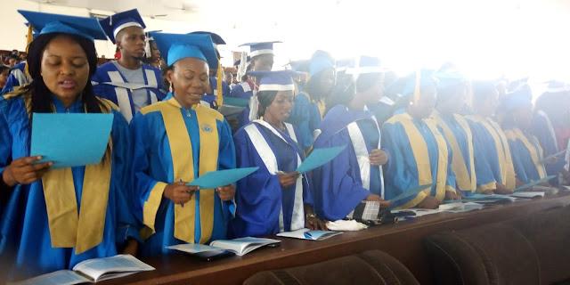 Delsu nursing induction ceremony