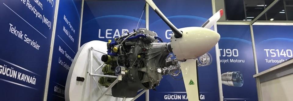 Туреччина випробовує власний двигун для БпЛА Akinci та Bayraktar TB3