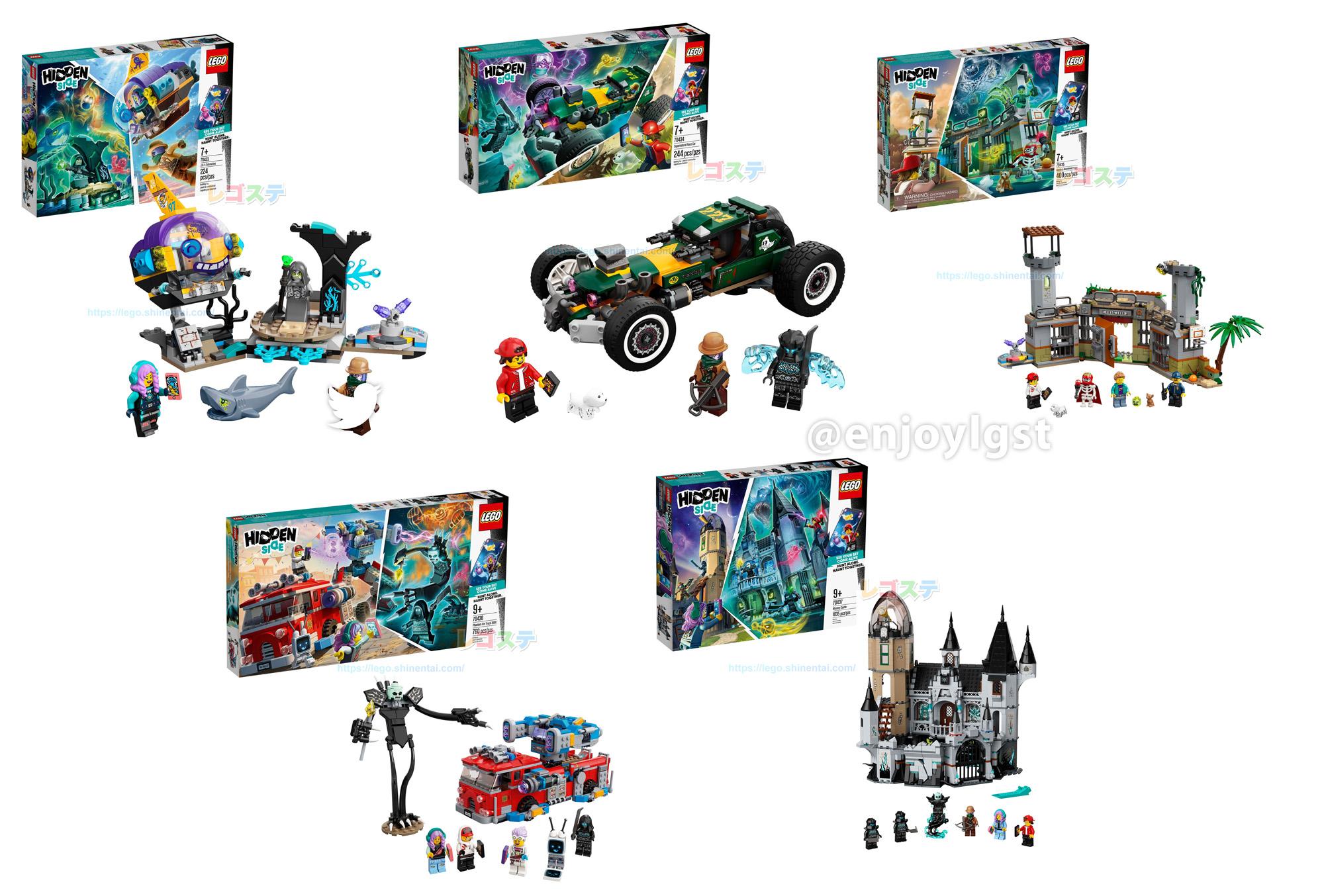 恒例企画:10/1(木)発売レゴ新製品を確実に買う方法!2020版