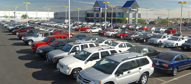 Why Should I Buy A Used Car?