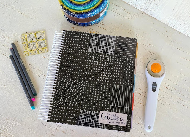 An honest review of the Quilter's Planner