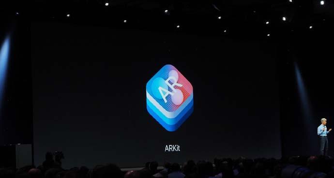 ARKit pada Iphone X