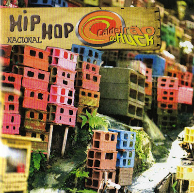 Various – Hip Hop Nacional Caldeirão Do Huck (2007) (CD) (FLAC + 320 kbps)